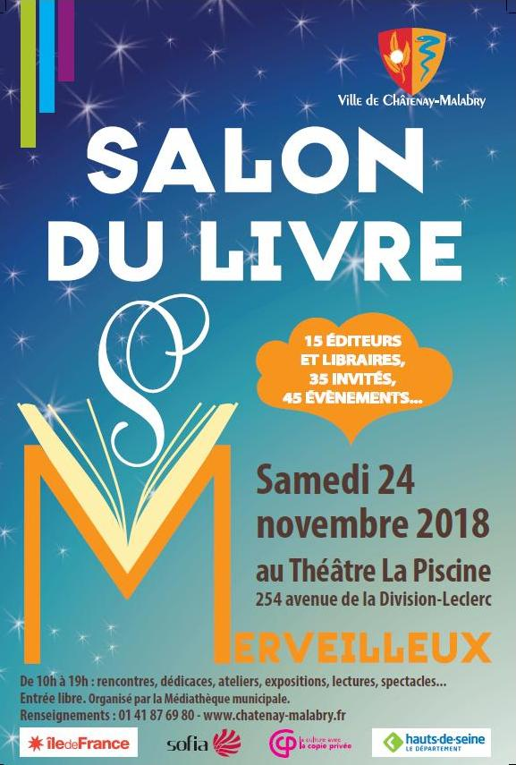 Salon du livre merveilleux 2018