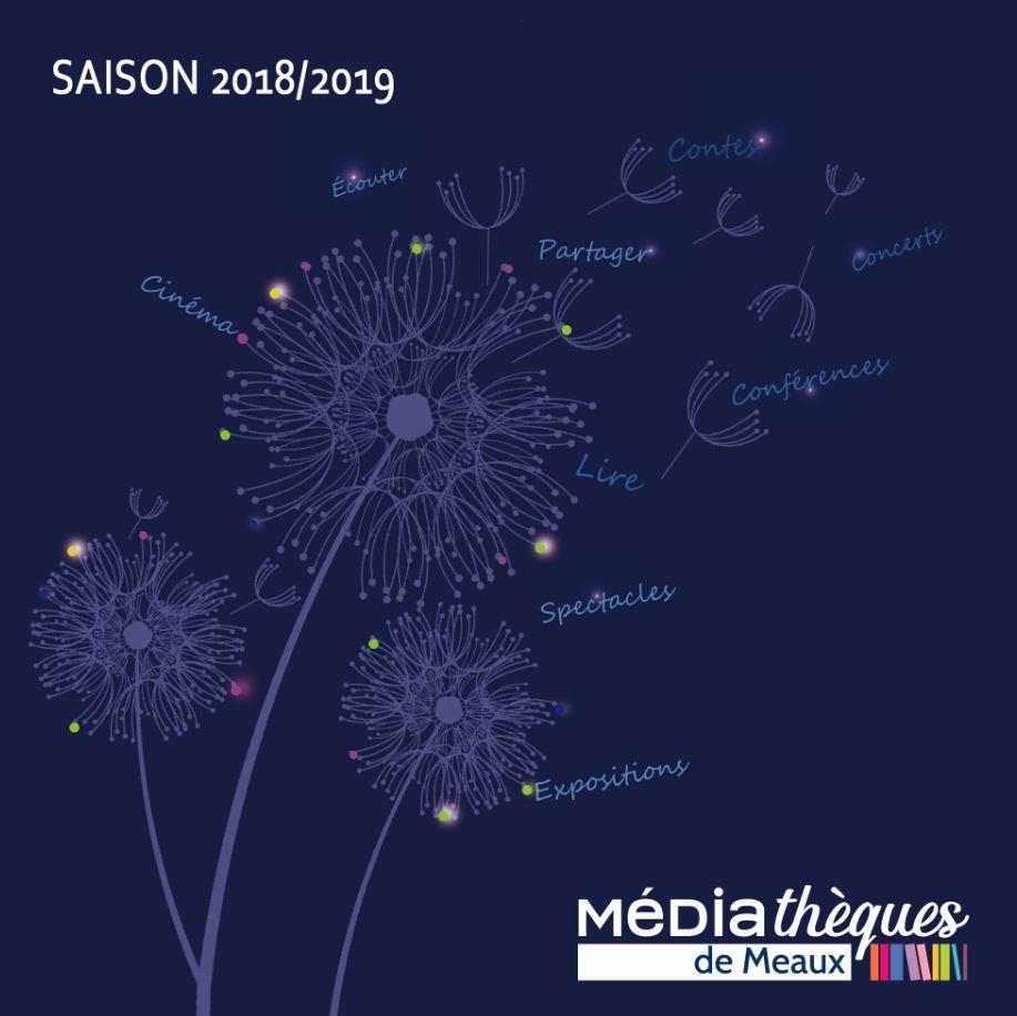médiathèques Meaux 2019